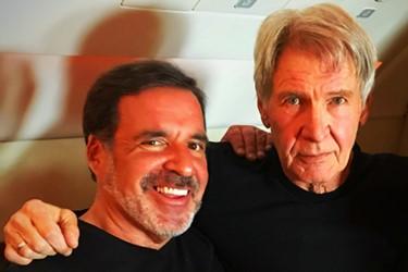 Harrison Ford Bob Hariri BTPP
