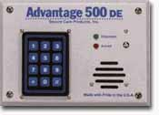 929advantage500 access control system