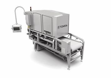 FOOD SORTING MACHINE:   TOMRA 5B