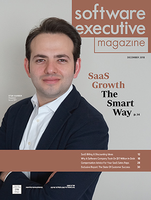 Software Executive Magzine June 2018 Cover