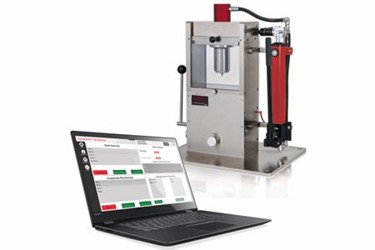 Natoli AIM™ Data Acquisition & Analytical Software for the NP-RD10A Tablet Press