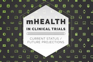 mHealth In Clinical Trials: Current Status/Future Projections