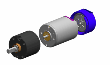Brushless DC Motor: BN22