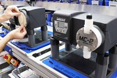Chem-Pro® Proseries-M® Diaphragm Metering Pump