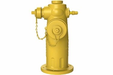 Jones Triton Fire Hydrant Adds Auxiliary Port For Additional Uses