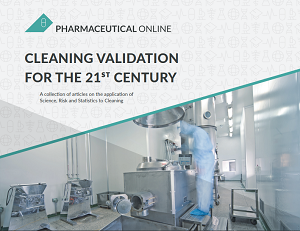 reputable site 8bd23 4430a Learn how to employ science-, risk-, and statistics-based approaches to  cleaning and cleaning validation at your facility with this free, 100-page  e-book, ...