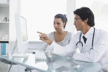doctor patient results healthcare clinical trials