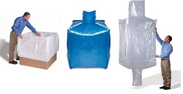 form fit ibc liners