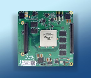 Critical Link's Arria 10 SoC Embedded Imaging Processor Board - MitySOM-A10S-DSC