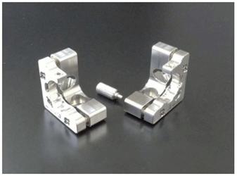 MHK C-Shape Stainless Steel Mirror Holders