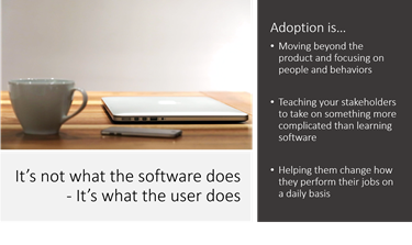 Software Adoption
