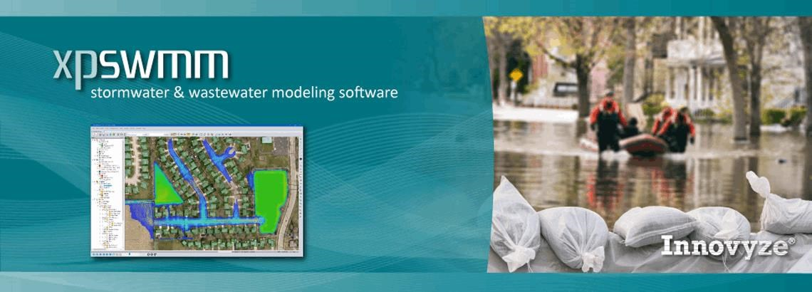 <B>XPSWMM:</b> Complete Stormwater, Sewer and Floodplain Model