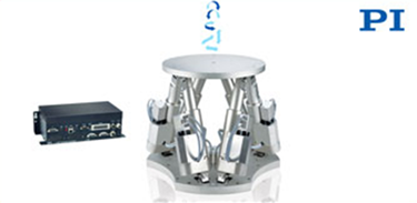 New Fast, High-Load Hexapod For Motion Simulation, Stabilization, And Cancellation