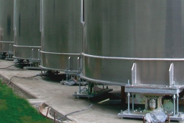 Vessel and Silo Scales for Food Manufacturing