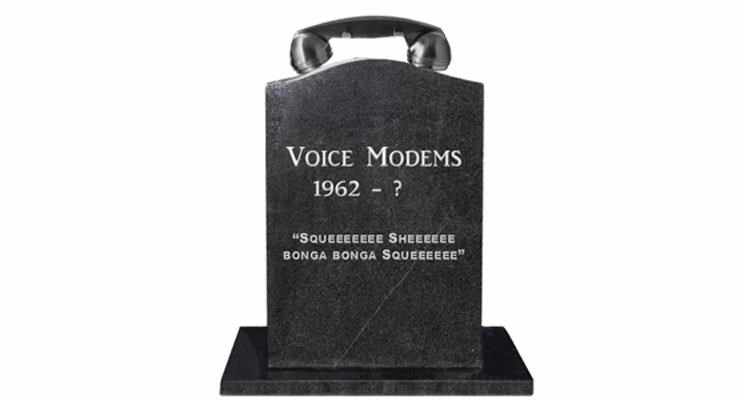 Looking Beyond Voice Modems in SCADA Systems