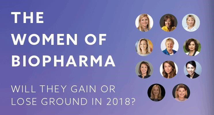 The Women Of Biopharma — Will They Gain Or Lose Ground In 2018?