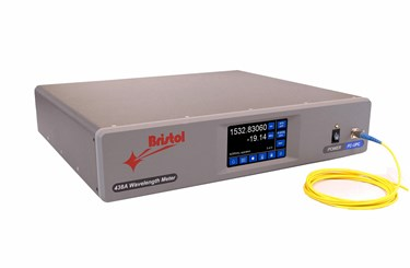 Fastest Multi-Wavelength Meter: 438 Series