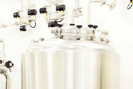 Purified Water and WFI Storage Tanks