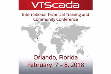 VTScada International Technical Training And Community Conference