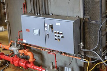 Sludge Heater Controls Increase Efficiency And Reduce Costs In Decatur, IL