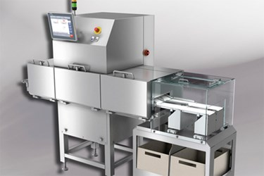 Combination X-Ray Inspection and Checkweigher System: SCW Series