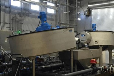 Disk Thickener Technology Becomes Essential Key Component In Process