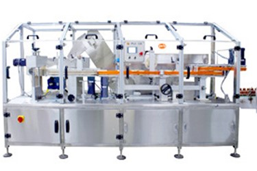 Counting Bottling Line