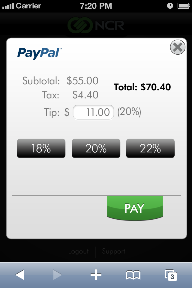 Paypal 15