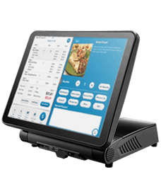 "15"" Compact All-in-One POS System"
