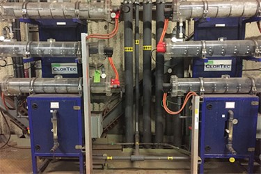 On-Site Sodium Hypochlorite Generation Replaces Hazardous Cyanide In Precious Metal Extraction