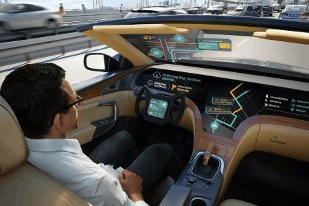 LG And Here To Create New Platform For Self-Driving Cars