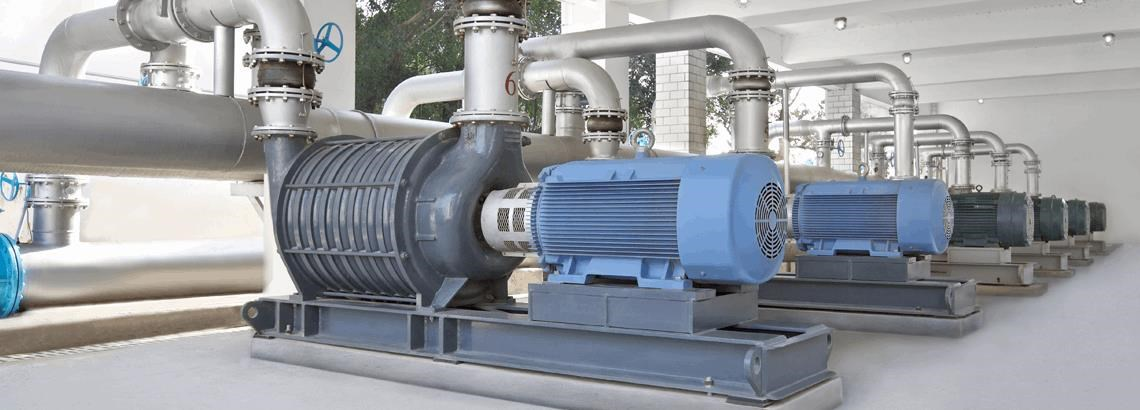 ZM Oil-Free MultiStage Centrifugal Blowers And Exhausters