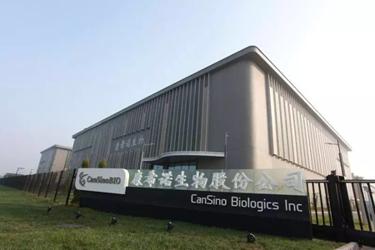 CanSino Biologics Headquarter in Tianjin