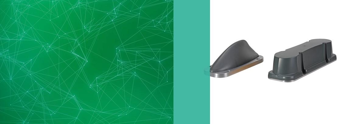 SENCITY Rail – antenna for MIMO applications