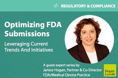 Optimizing FDA Submissions