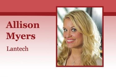 Allison Meyers, Senior Marketing Product Manager, Lantech