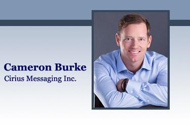 HITO Cameron Burke, Cirius Messaging