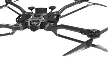 Hexadrone Systems Uses Fischer Connectors For Rugged Miniaturization And Modularity
