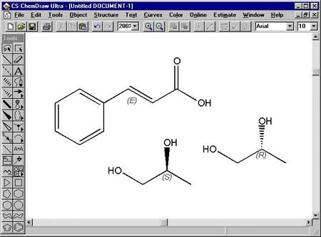 Cambridgesoft Offers Chemoffice 2001