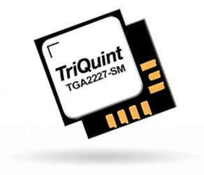 2-22 GHz Highly Robust GaN LNA: TGA2227-SM