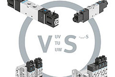 Robust Solenoid Valves: VS