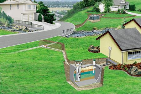 Operational Costs Of Two Pressure Sewer Technologies