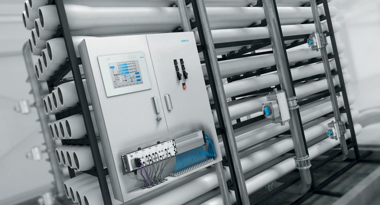The Role Of IoT And Control Technologies In Water Filtration Systems