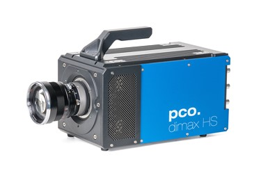 High Speed CMOS Camera: pco.dimax HS