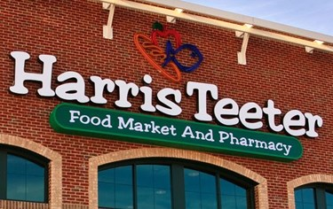 Harris Teeter Sign