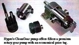 Clean-Out-Of-Place Gear Pump Brings Filling Benefits to Sanitary Markets