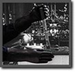 Black Heavyweight G17K/173 (US) Chemical Resistant Industrial Gloves