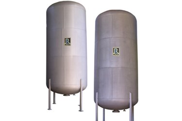 Large-scale Carbon Filter Tanks
