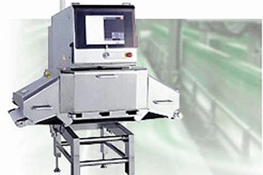 Sanitary Design X-Ray Inspection Equipment: IP69K