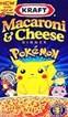 Kraft Offers Pokemon Macaroni & Cheese
